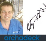 Stephen Denton, owner of Archadeck of Central GA