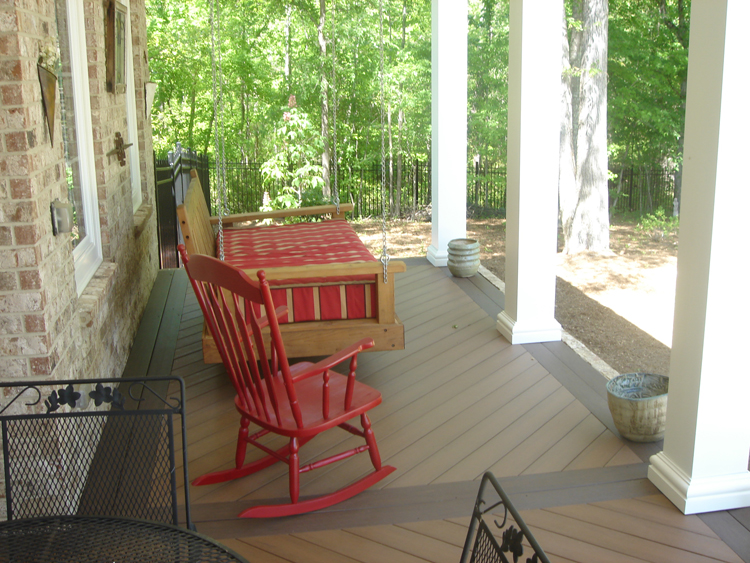 Macon porch builder Archadeck Central GA