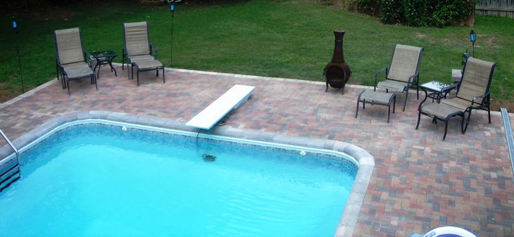 pool paver patio-warner robins