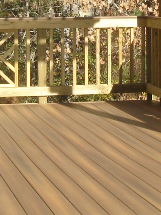 fiberon-deck-river north-macon GA Warner Robins