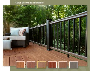 Color swatch for TimberTech earthwood evolutions