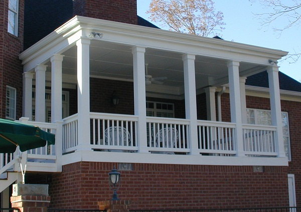 Porch - Westchester - Macon GA
