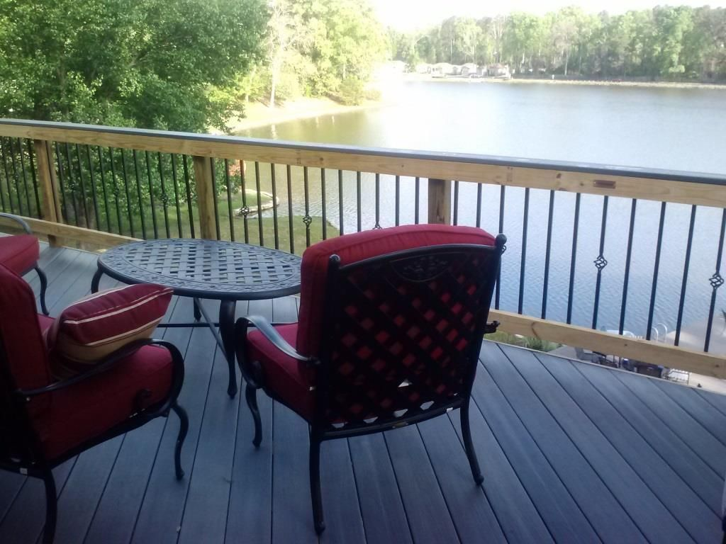 Beaver Glen Macon Warner Robins lakehouse deck builder