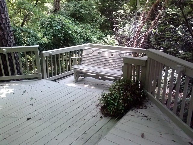 Central GA deck builders