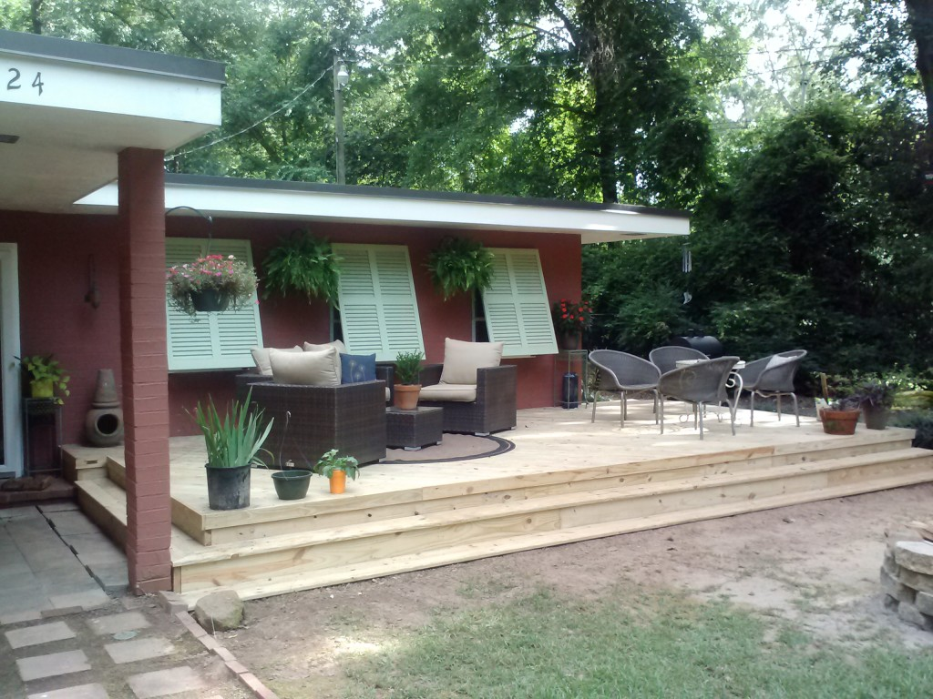 macon ga deck builder | archadeck of central ga