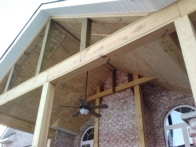 Warner Robins Porches Archadeck Of Central Ga