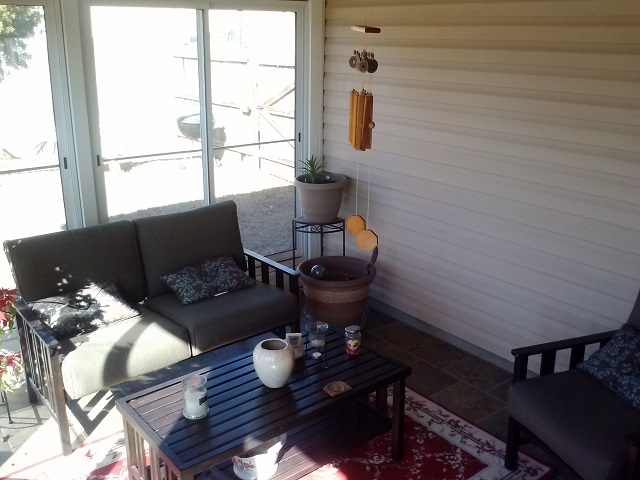 Central GA low maintenance sunrooms
