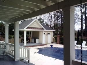 Archadeck of Central GA discusses how using hardscapes can increase poolside pleasure!