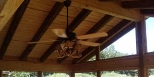 Juliette GA porch adorable western ceiling fan lr