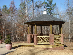Chippendale-Macon GA-Gazebo