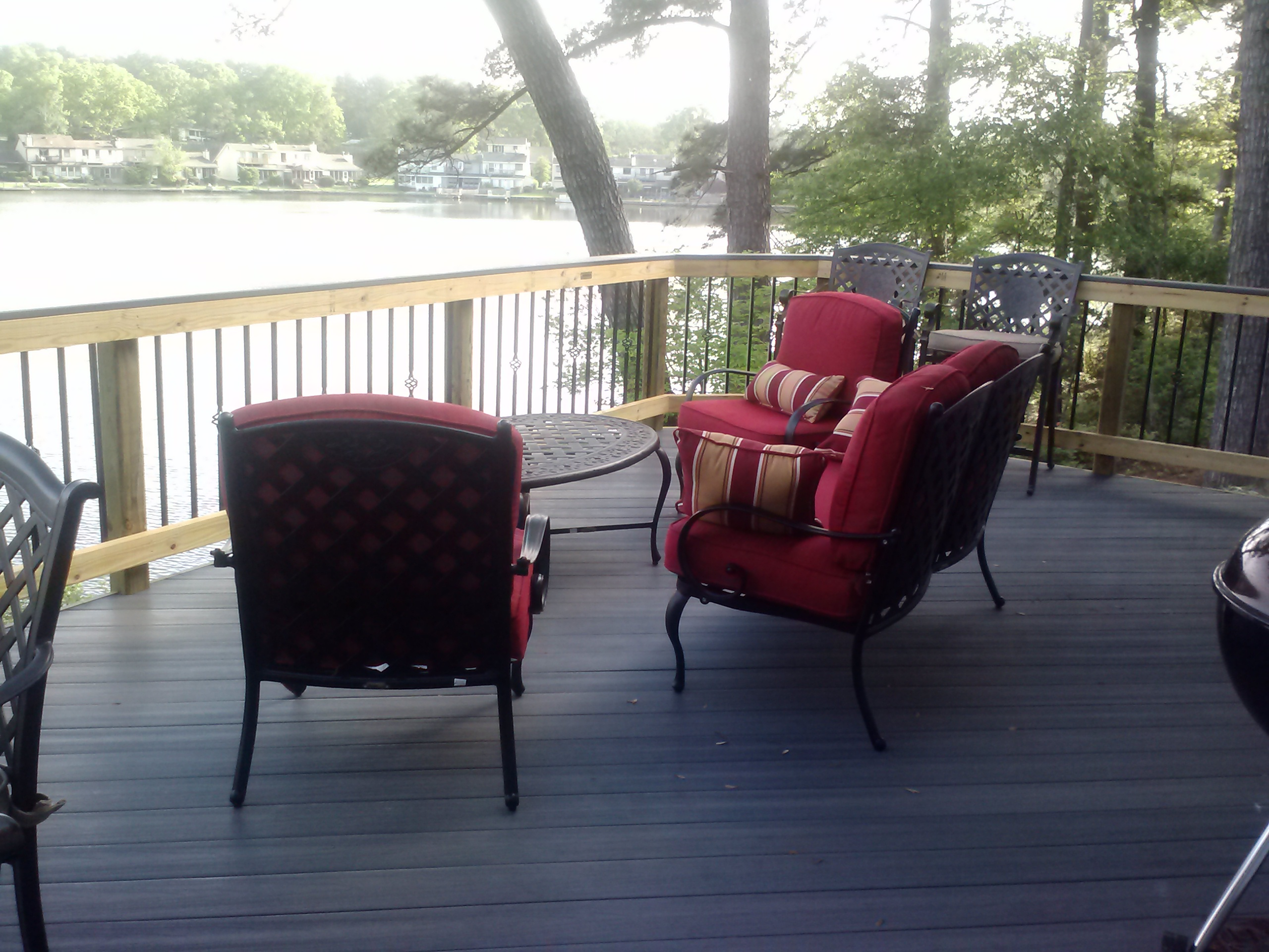 Fiberon ProTect deck in Warner Robins, GA.