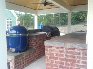 Outdoor Kitchen-Macon GA lr