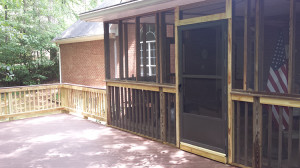 Porch and Deck-TimberTech-Macon