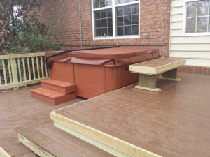 Deck-spa-hot tub-Perry GA 750
