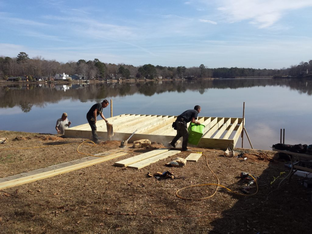 Dock Construction-Macon GA
