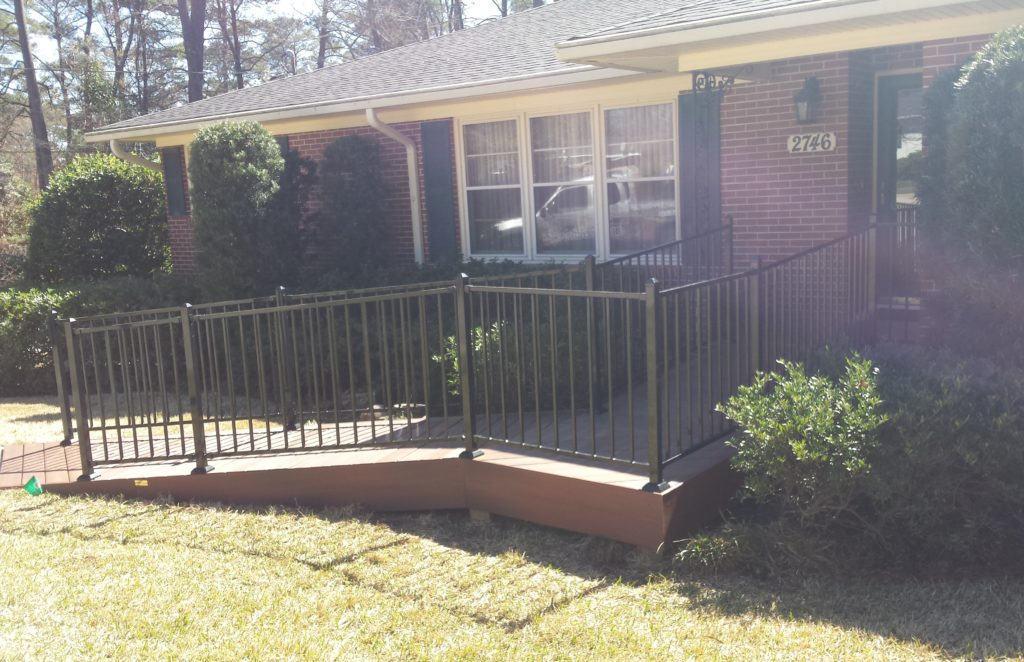 wheelchair ramp-Macon GA