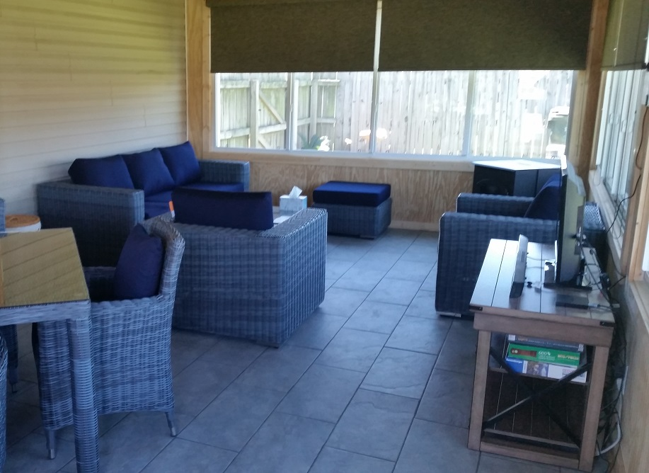 Warner Robins GA Sunroom Builder