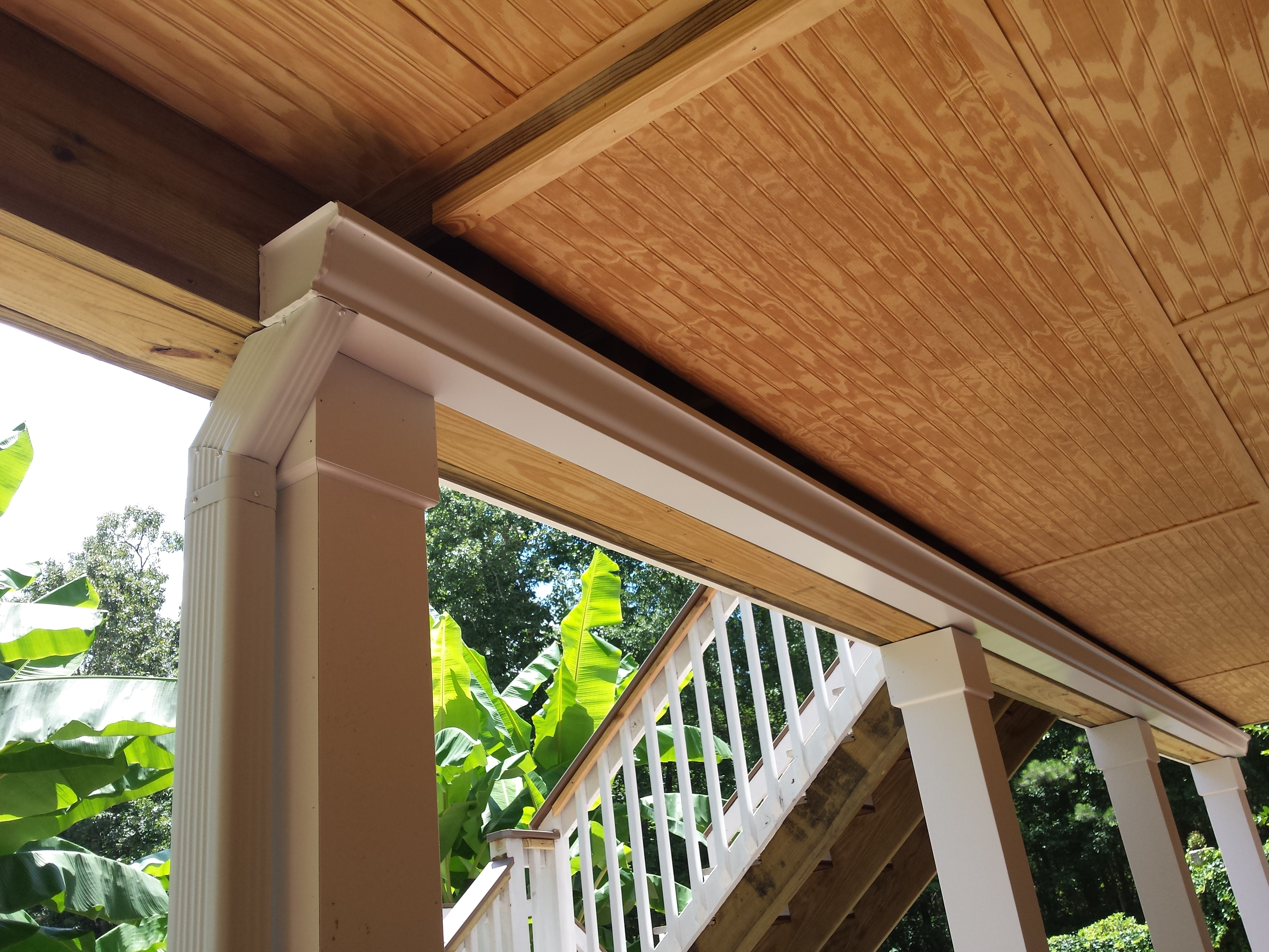 Central Ga Composite Decks Archadeck Of Trex Deck Wiring Diagrams Macon Rain Escape After Ceiling Instalation