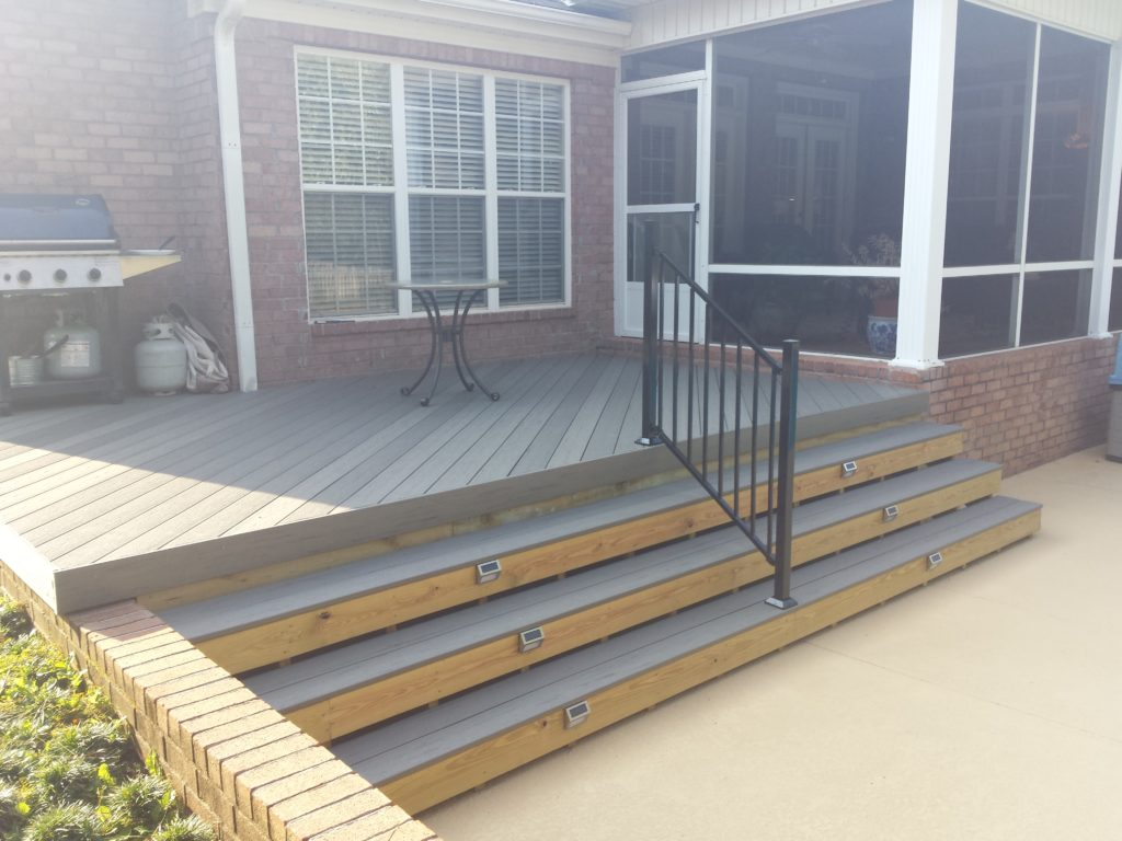 Timber Tech-deck-Macon GA